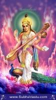 Saraswathi Maa Mobile Wallpapers_379