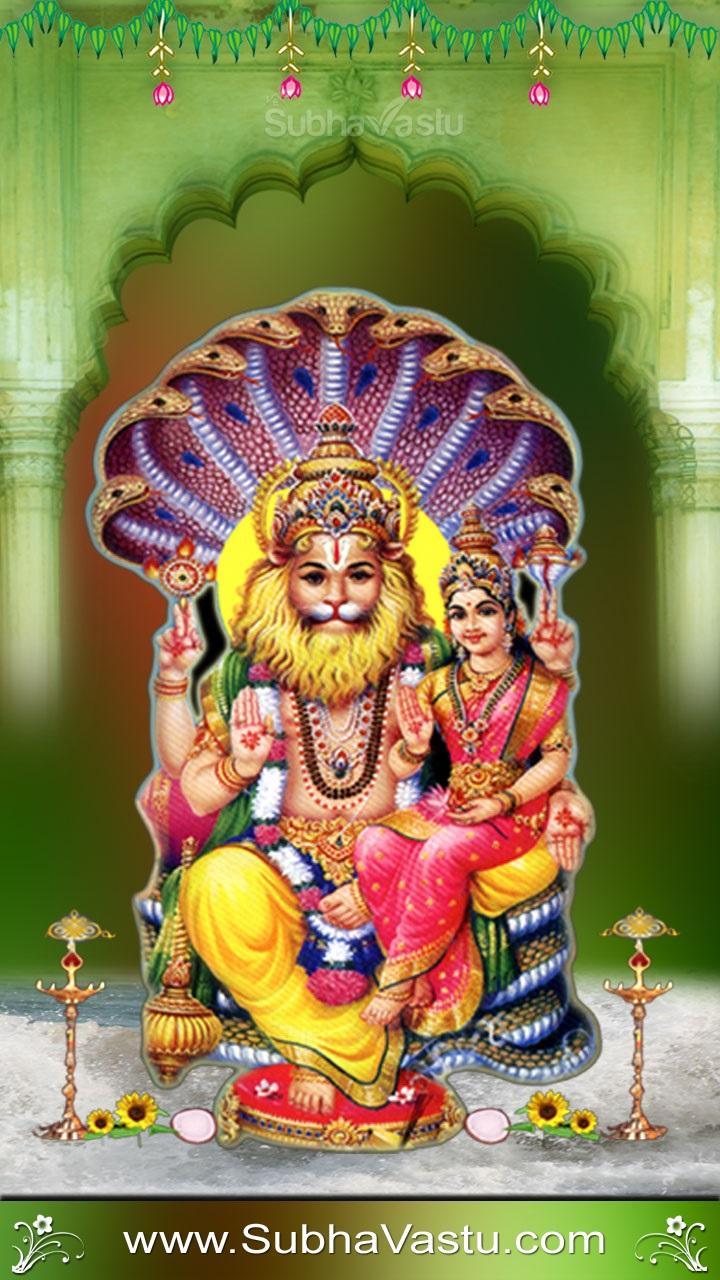 Lord Lakshmi Narasimha Wallpapers Labzada Wallpaper