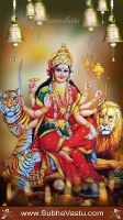Maa Durga Mobile Wallpapers_394