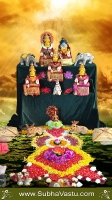 Hindu Gods Mobile Wallpaper_572