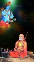 Raghavendra Swamy Mobile Wallpaper_556
