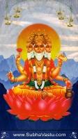 Brahma Saraswathi Mobile Wallpaper_457