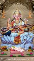 Saraswathi Mobile Wallpapers_480