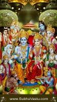 Lord Srirama Mobile Wallpapers_972