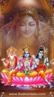 Trimurthi Mobile Wallpapers_47