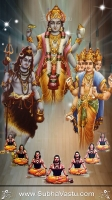 Trimurthi Mobile Wallpapers_63