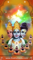 Trimurthi Mobile Wallpapers_68