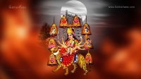 1280X720 Durga Wallpapers_356