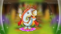 1280X720 Ganesha Wallpapers_1201