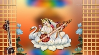 Maa Saraswathi Desktop Wallpapers_309